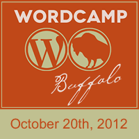 WordCamp Buffalo 2012