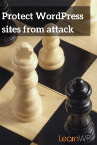 Protect WordPress sites from intruders