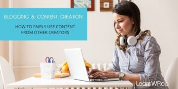 Blogging, Content Curation & Copyright