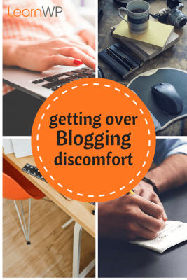 Getting over your blogging discomfort | 5 steps to recover from blogging dis-ease
