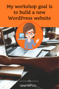 Build a New WordPress Website