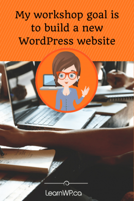 Build a New WordPress Website