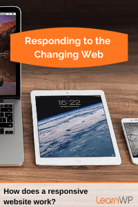 Responding to the Changing Web