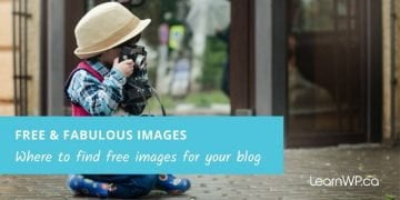 Where to find Fabulous Free Images for your Blog