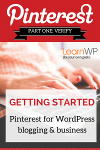 Getting Started with Pinterest for your Business