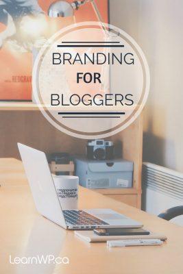 Branding Tips for Bloggers