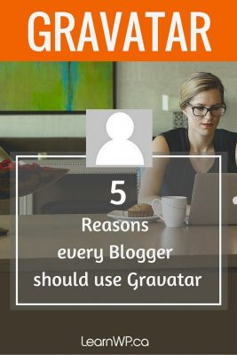 5 Reasons every blogger should use Gravatar