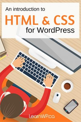 HTML & CSS for WordPress