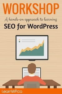 Workshop SEO for WordPress