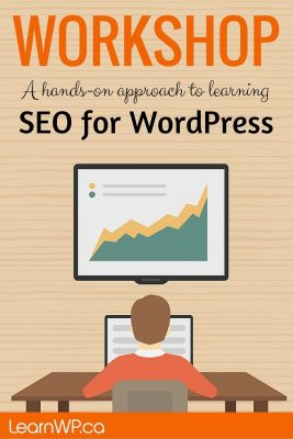 Workshop SEO for WordPress