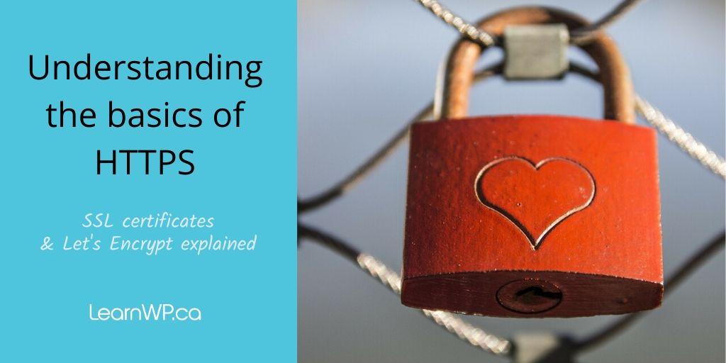 Lock on Fence: HTTPS, SSL Certificates & Let's Encrypt