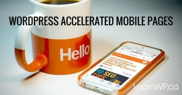 WordPress Accelerated Mobile Pages   What is AMP?