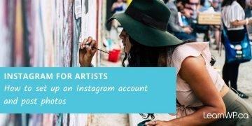 Instagram for Artists