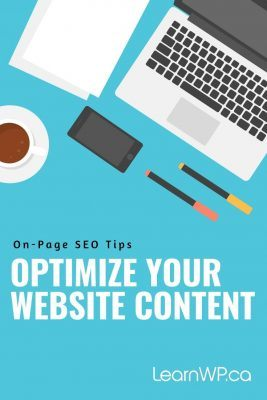 3 Tips to Boost Your On-Page SEO