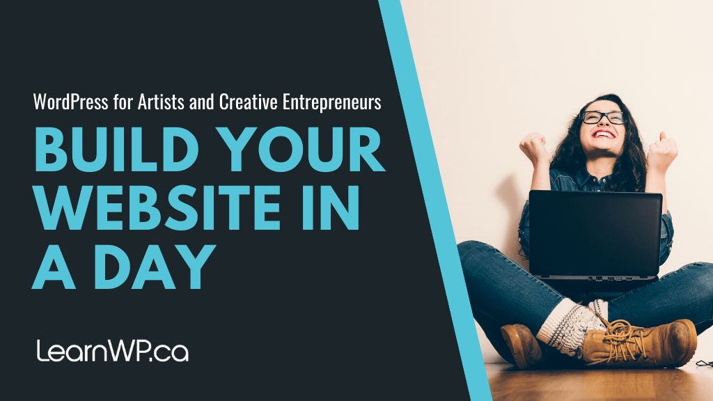 WordPress for Artists and Creative Entrepreneurs Build your website in a day