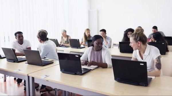 WordPress Workshop Classroom in Toronto